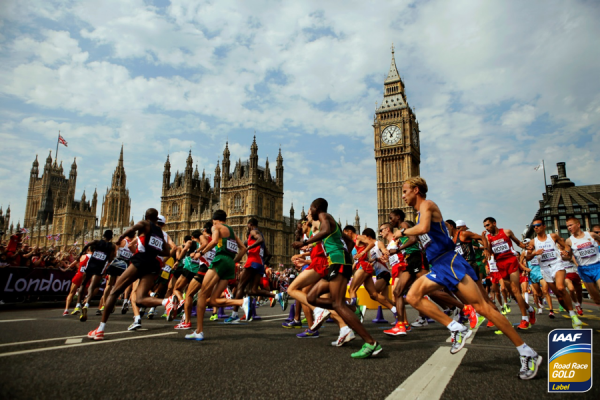 Run in London