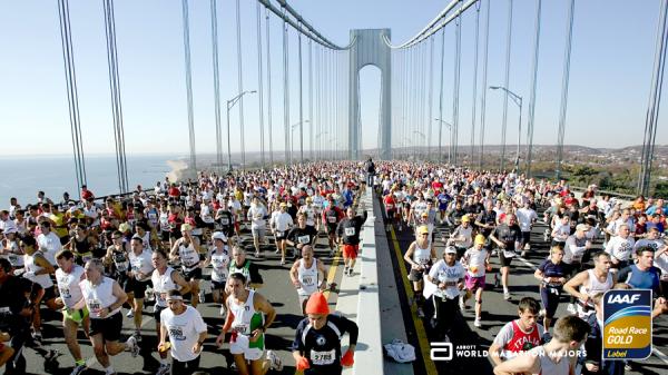 TCS New York marathon 2018