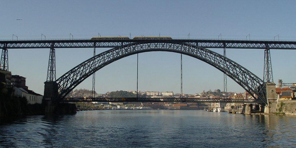 Мост Дом Луи (Dom Luís)