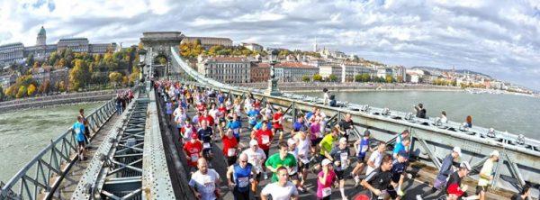 Полумарафон в Будапеште