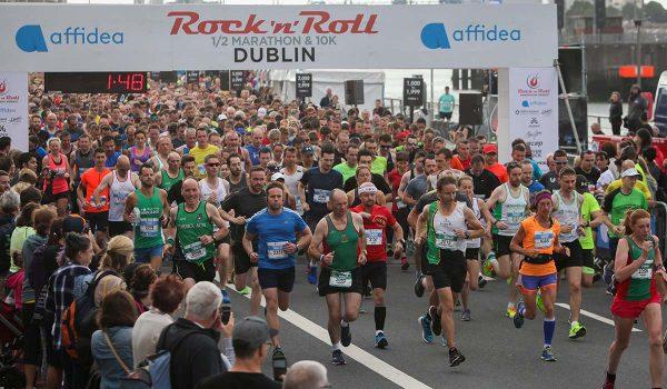 Dublin halfmarathon