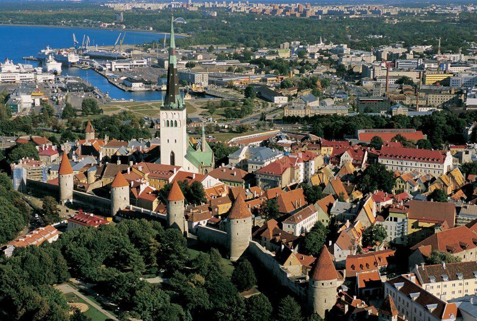 Таллинский марафон 2018
