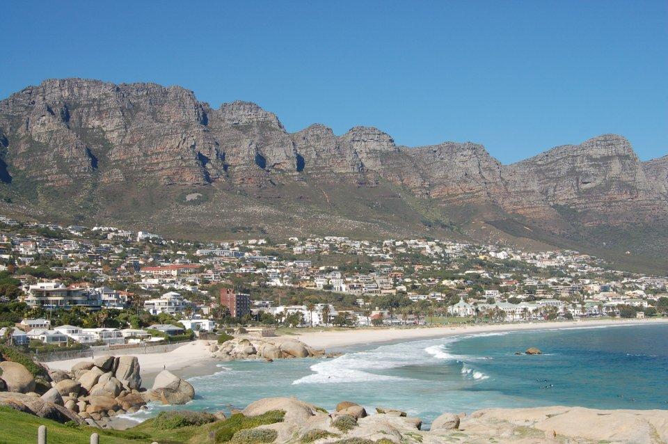 Двенадцать Апостолов, Кейптаун