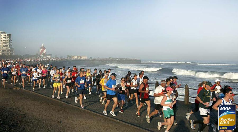 марафон в Кейптауне