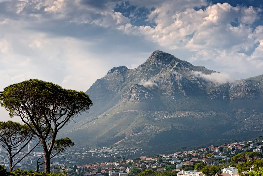 Пик Дьявола, Кейптаун