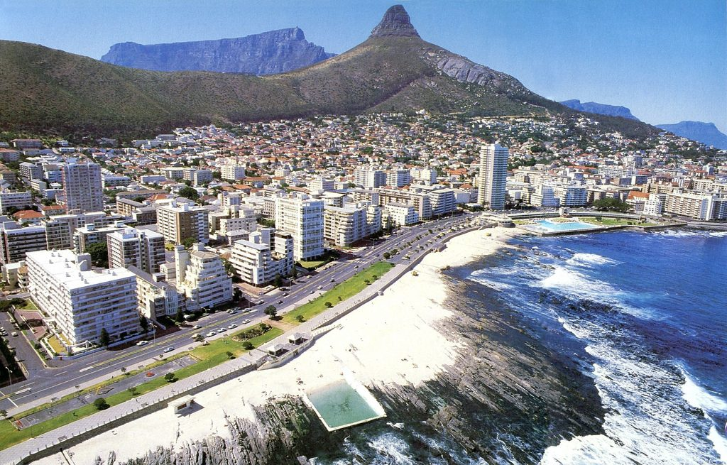 Sea Point Beach Front Кейптаун