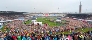 Олимпийский стадион в Амстердаме