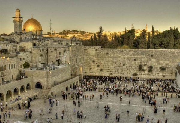 Марафон в Иерусалиме 2018