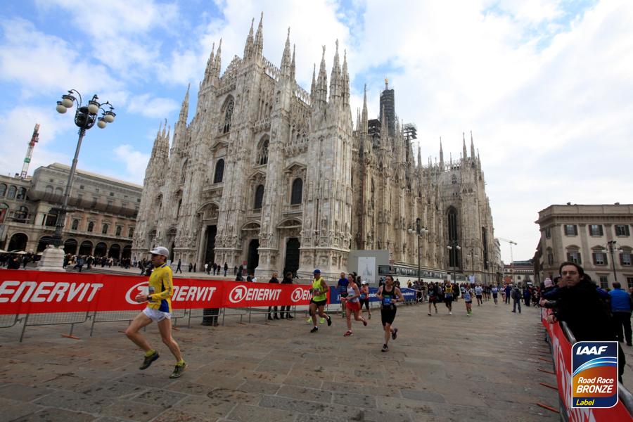 Milan marathon 2018