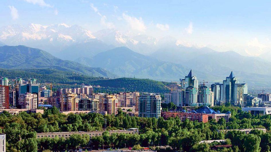 Марафон и полумарафон в Алматы 2018
