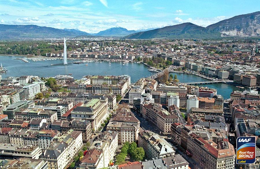 Geneve marathon 2018