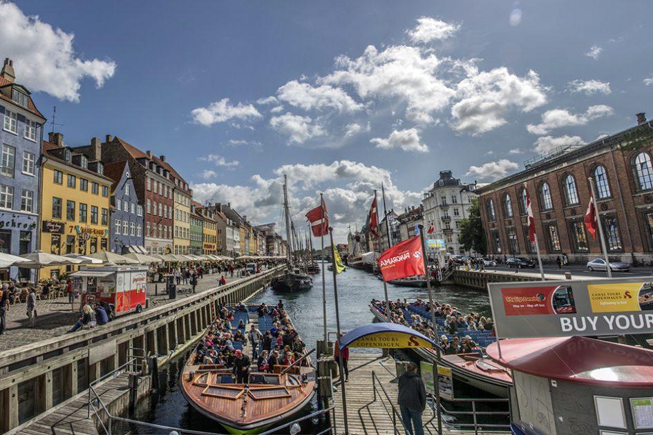 Марафон в Копенгагене 2018