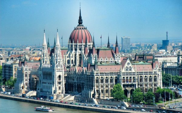 Будапешт полумарафон 2018