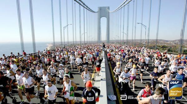 TCS New York marathon 2019