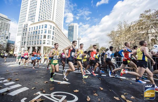 Mainova Marathon Frankfurt 2018