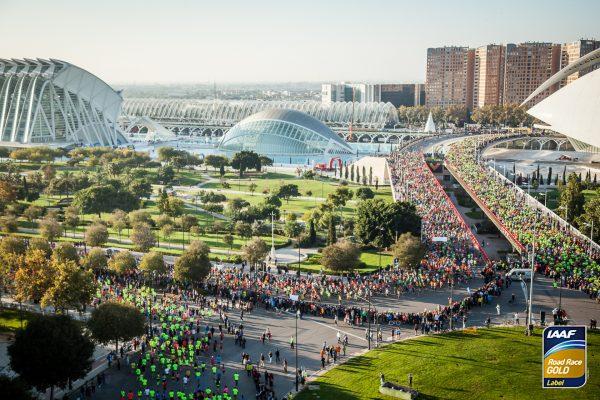 Полумарафон в Валенсии 2018