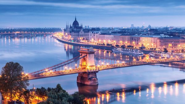 Марафон в Будапеште 2018