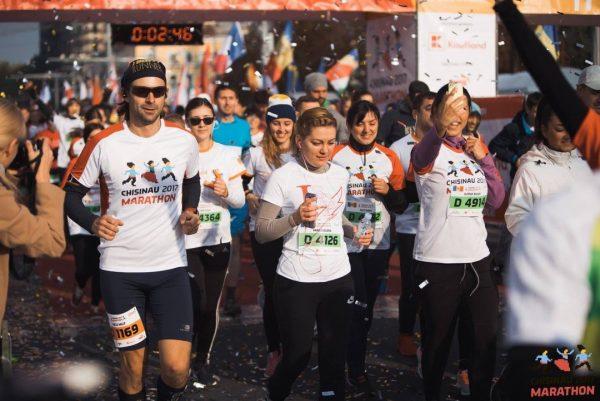 Международный Кишиневский марафон 2018