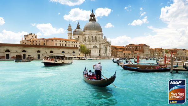 Марафон в Венеции 2018