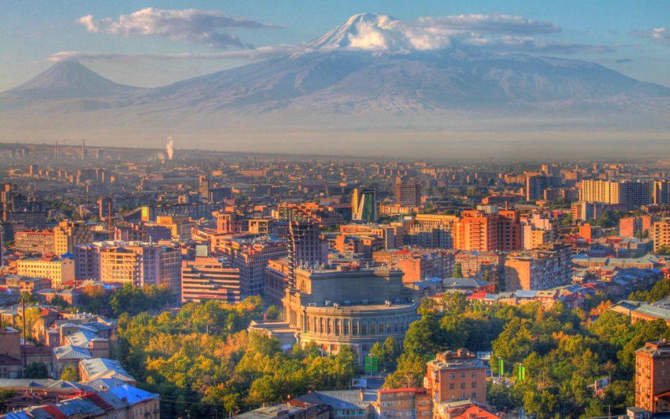 Ереванский марафон 2018