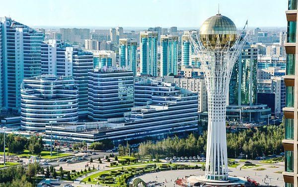 Astana marathon 2018