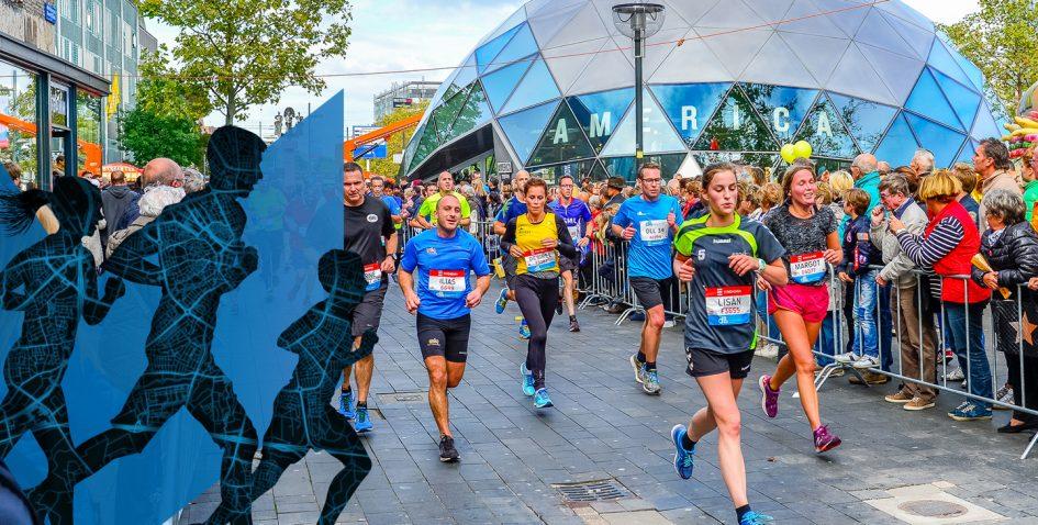Эйндховен марафон и полумарафон 2018