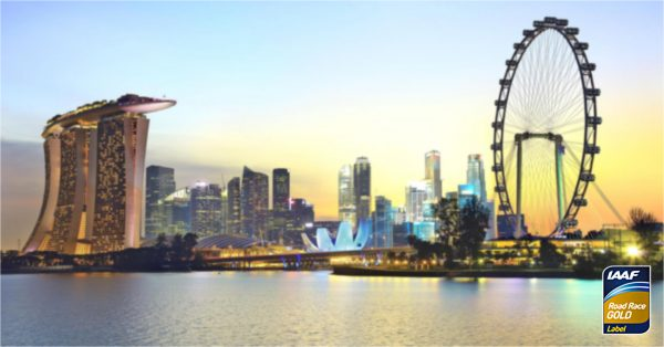Singapore marathon 2018