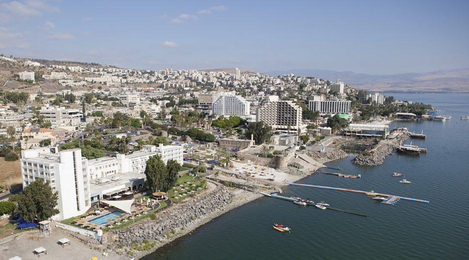 42-й марафон и полумарафон Галилейского моря в Тверии (Sea of Galilee Tiberias International Winner Marathon) 2019