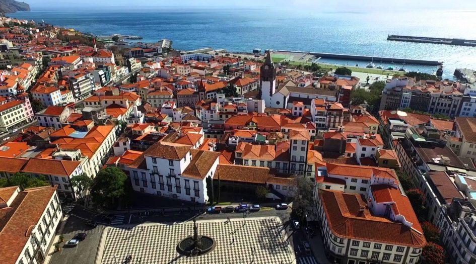 Фуншальский марафон (Maratona do Funchal Santander Totta) 2019