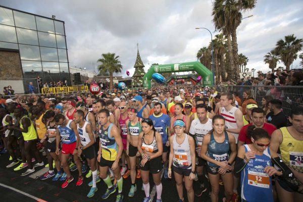 Гран-канарский марафон (Cajasiete Gran Canaria Marathon) 2019