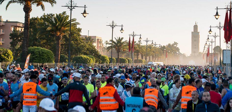 Марракешский марафон (Marathon International de Marrakech) и полумарафон