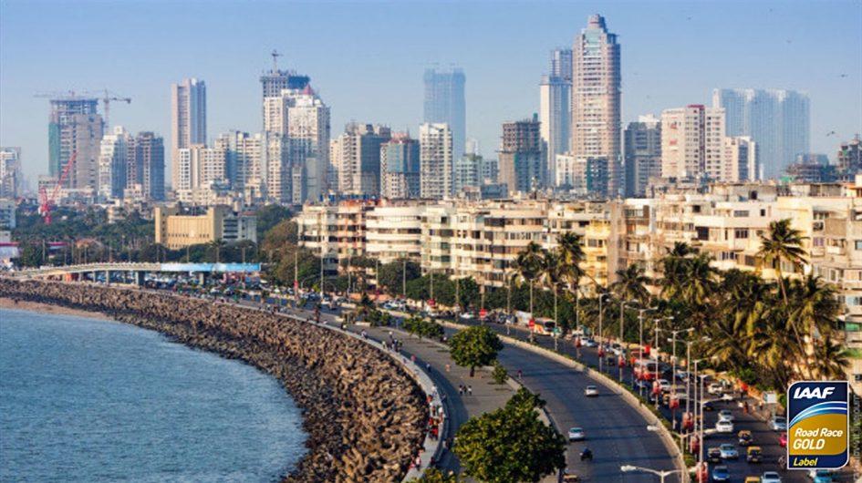 Мумбайский марафон и полумарафон (TATA Mumbai Marathon) 2019