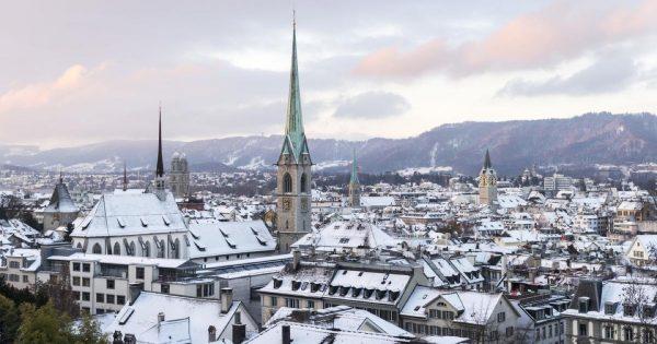 Новогодний Цюрихский марафон и полумарафон (Neujahrsmarathon Zürich) 2019