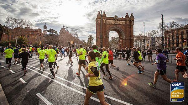 полумарафон в Барселоне (eDreams Mitja Marató de Barcelona) 2019