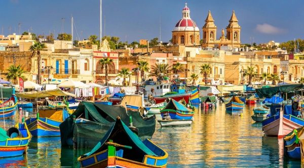Мальтийский марафон и полумарафон (Vodafone Malta Marathon) 2019
