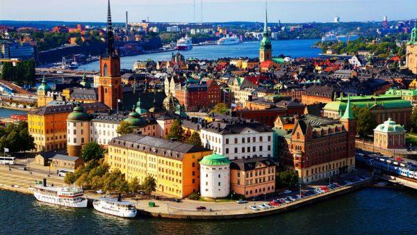марафон в Стокгольме (ASICS Stockholm Marathon) 2019
