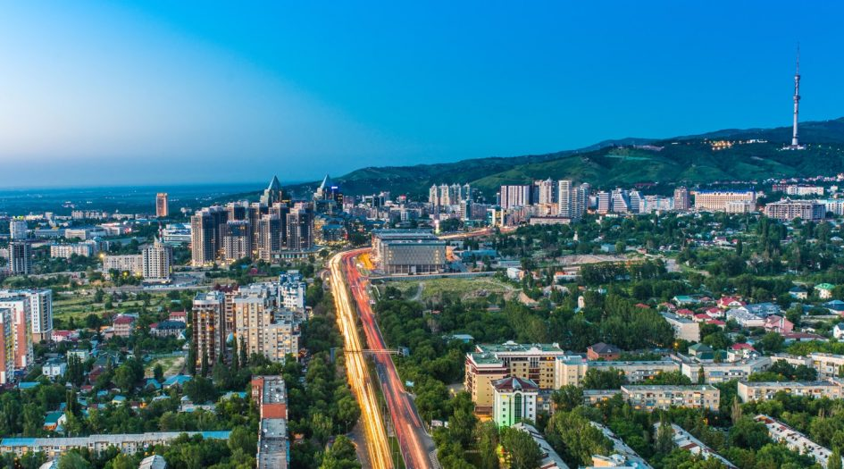 Алматинский марафон и полумарафон (Алматы Марафоны) 2019
