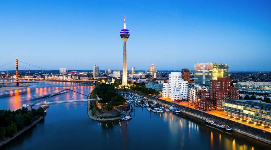 Дюссельдорфский марафон и полумарафон (METRO Marathon Düsseldorf) 2019