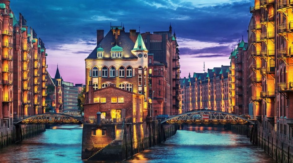 Гамбургский марафон и полумарафон (Haspa Marathon Hamburg) 2019