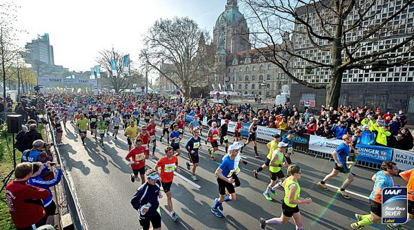 Ганноверский марафон и полумарафон (HAJ Hannover Marathon) 2019
