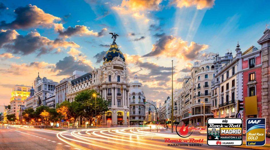 Мадридский марафон и полумарафон (EDP Rock 'n' Roll Madrid Maratón & ½) 2019
