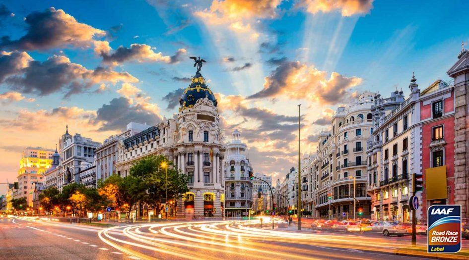 Мадридский полумарафон (Movistar Medio Maratón de Madrid) 2019