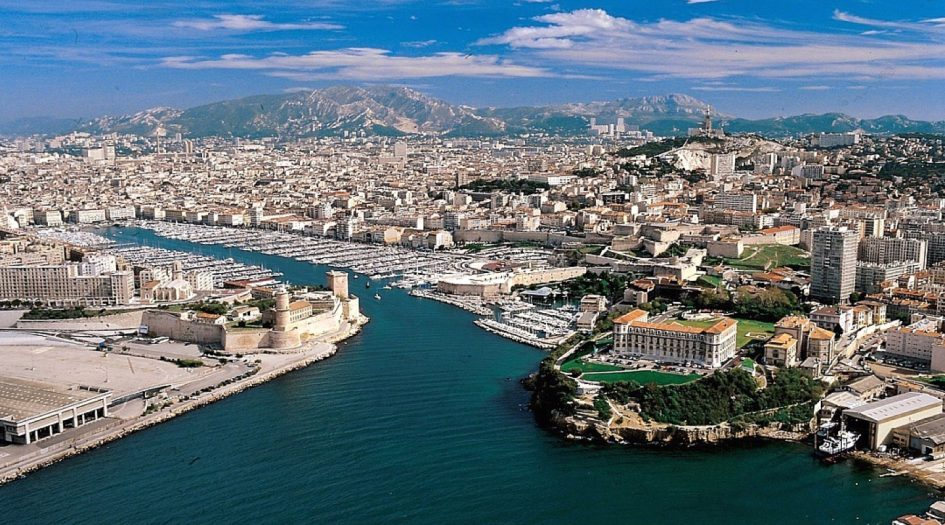 Марсельский марафон и полумарафон (Run in Marseille) 2019