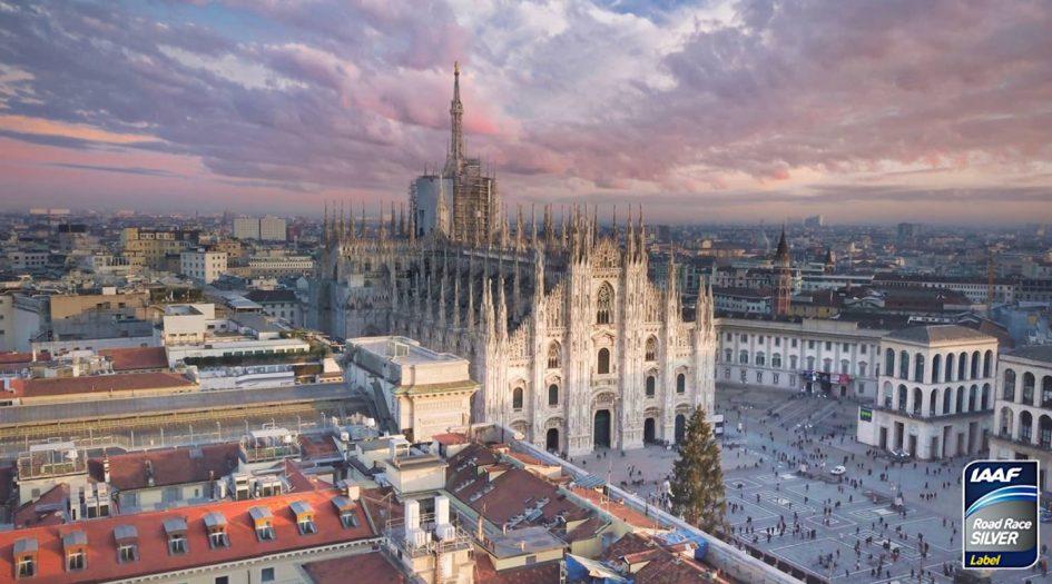 Миланский марафон (Generali Milano Marathon) 2019