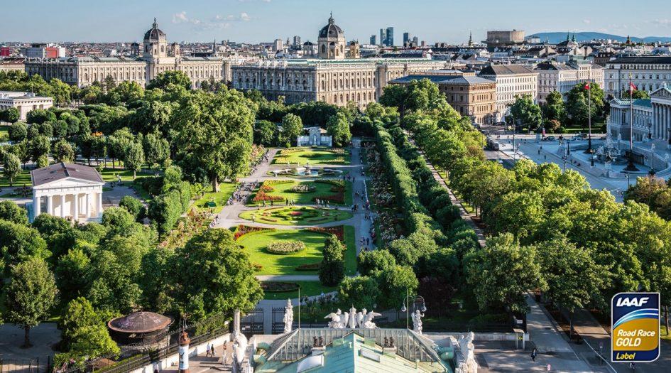 Венский марафон и полумарафон (Vienna City Marathon) 2019