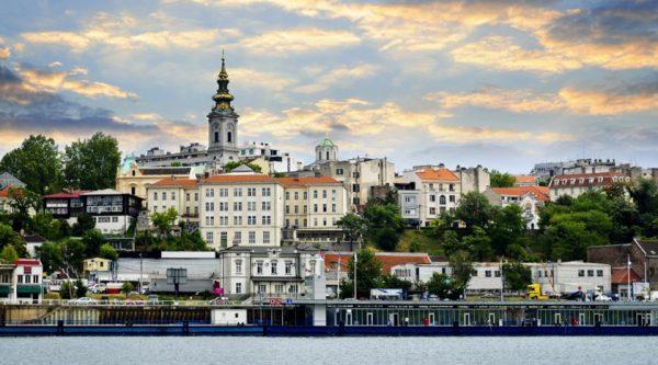 Белградский марафон и полумарафон (Beogradski maraton) 2019