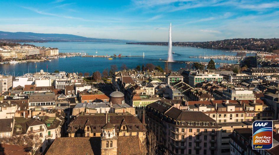 Женевский марафон и полумарафон (Harmony Genève Marathon for Unicef) 2019