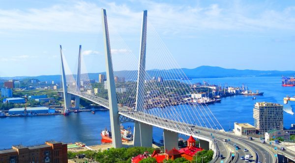 Владивостокский ледовый полумарафон (Honor Vladivostok Ice Run) 2019