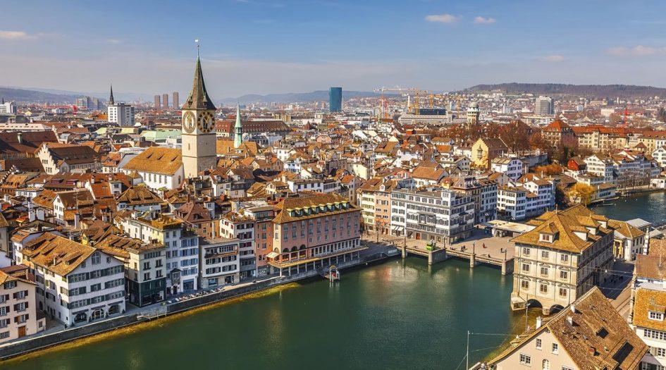 Цюрихский марафон (Zürich Marathon) 2019
