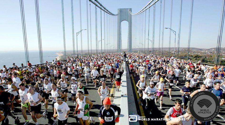 Нью-Йоркский марафон (TCS New York City Marathon)